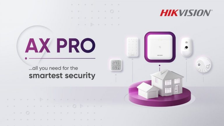 AX PRO by HIKVISION